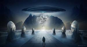 Far From Titan by Softyrider62