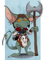 Goblin -Original- by Dezfezable