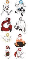 AnimeNEXT 2012 - Charm Designs by Dezfezable