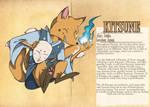 MYTHOLOGY SET - Kitsune by Dezfezable