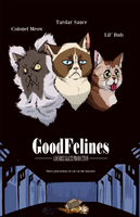 The Good Felines by Dezfezable