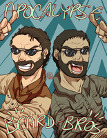 APOCALYPSE BEARD BROS by Dezfezable