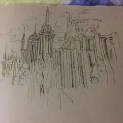 Castle  by tiemao