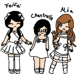 Fan Art from Kat (KawaiiRyuNeko) by chinese-cutes