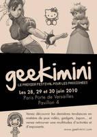 geekimini flyer NB by Bloomy021