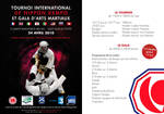 Nippon Kempo - Flyer by Bloomy021