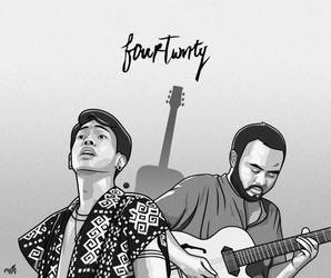 Fourtwnty Band by RullyThama