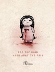 Let the Rain... by ShamiART
