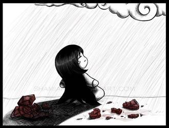 Broken... by ShamiART