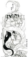Legend of Chu and Han -  LiuBang by Wavesheep
