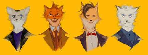 [DW]Fantastic Dr.Fox! by Wavesheep