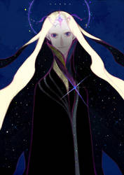 [Silmarillion]Varda by Wavesheep
