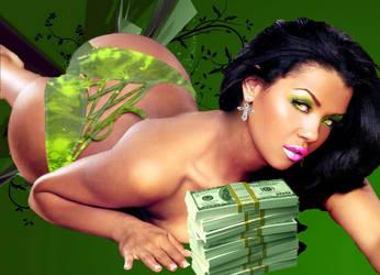 Dolicia Bryant Money by shermanowney