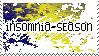 Insomnia-Season fan stamp by 11Doctors