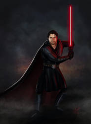 Sith-Lord by GS-Arts