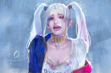 Harley Quinn by OrekiGenya