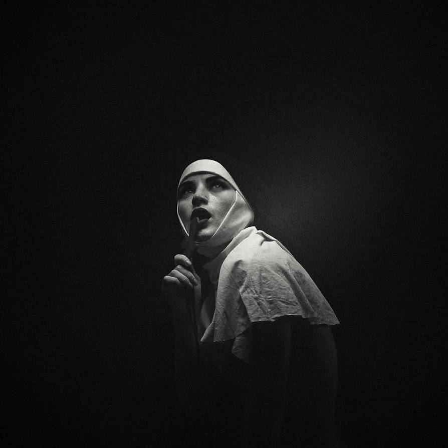 Pray (in)to the dark by AlexandruCrisan