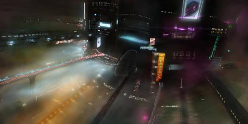 City by Hashika