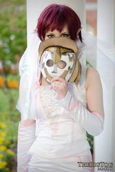 Wedding Mask by TheBigTog