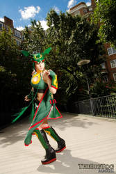 Dragon Dance by TheBigTog