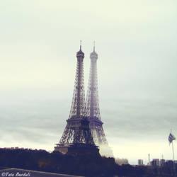 Paris, Je t'aime by TamarBurduli