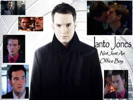 Ianto Jones by DarkAngelNight
