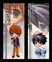 DN Bookmarks by izy17
