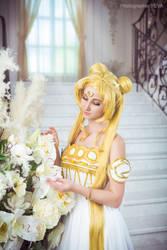 Princess Serenity by LadaSever