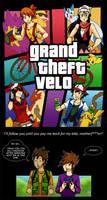 Pokemon - Grand Theft Velo by chensterrain