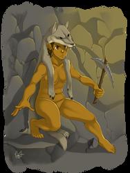 Survivor by chensterrain