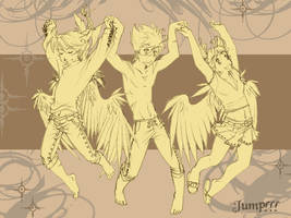 +JUMP+ by chensterrain