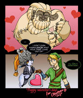TP - Hearts from Every Orifice by chensterrain