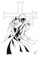 Azrael Commission by x-raider