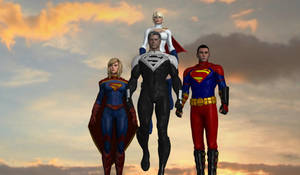 The Last of The Kryptonians by WOLFBLADE111