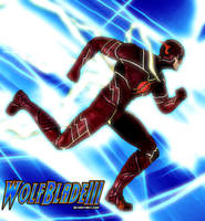 Can You Feel The Speed Force. by WOLFBLADE111
