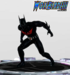 The Future Dark Knight. by WOLFBLADE111