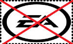 Anti EA Games Stamp by WOLFBLADE111
