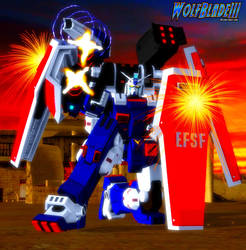Full Armor Gundam by WOLFBLADE111