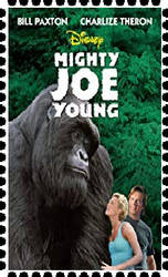 Mighty Joe Young Stamp by WOLFBLADE111