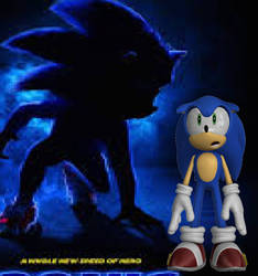 Sonic...Meet sonic by WOLFBLADE111