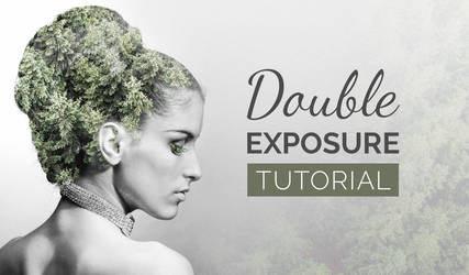 Double Exposure Tutorial for Photoshop by Graphicadi
