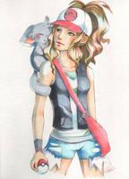 Pokemon Black + White Trainer by c-dra