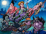 Hocus Pocus - The Rise of Billy Butcherson by MrDinks
