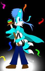 LT Bday 2014: Kitsuno by Spectral-Vision