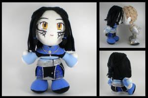 Dragon Age Warden plushie- Aellai by eitanya