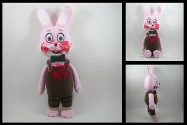 Silent Hill - Robbie plush by eitanya