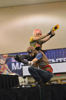 Borderlands cosplay - Who's next? by eitanya