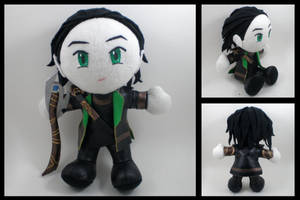 Loki - Avengers by eitanya