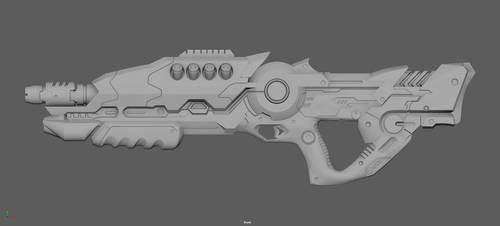 Gun by megtrix11