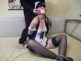 Hinata in Maid trouble 5 by Natsuko-Hiragi
